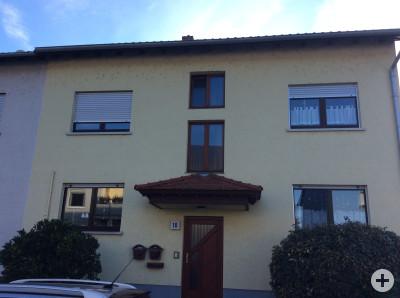 Ferienwohnung Heddesheim für 2-5 Personen