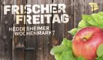 Frischer Freitag - Wochenmarkt in Heddesheim